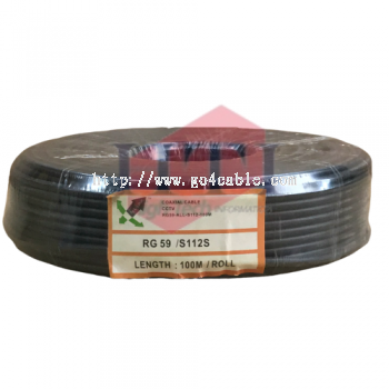 ALL-LINK RG59 S112 CATV COAXIAL CALBE 100M