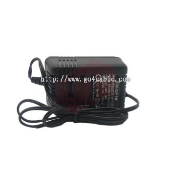 Power Adaptor 12v 1A BC