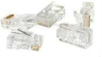 RJ45 UTP Modular Plug Cat 6 ALL-LINK