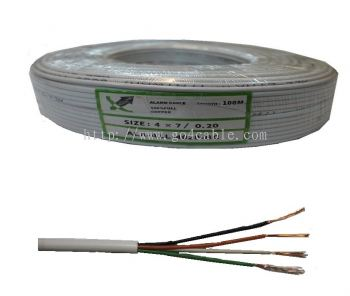 ALARM CABLE All-Link 4Core 0.20 BC