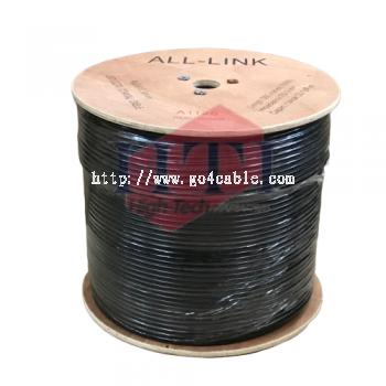 RG6 A112 PE Outdoor Coaxial Cable 500M