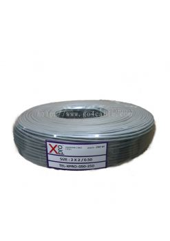 Telephone  Cable 0.50 CCA 250M