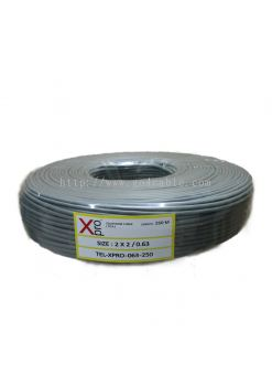 Telephone  Cable 0.63 CCA 250M