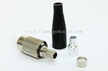 FC CONNECTOR 3MM MM