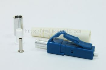 LC CONNECTOR 2MM SM