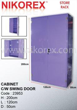 23953 - CABINET C/W SWING DOOR