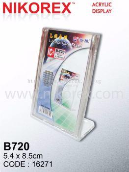 16271-B720-5.4X8.5CM