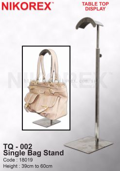 18019-TQ - 002 Single Bag Stand