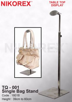 18018-TQ - 001 Single Bag Stand