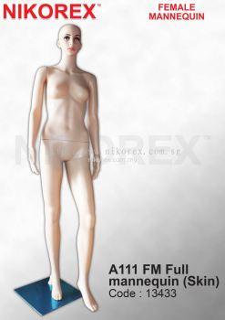 13433-A111 FM FULL MANNEQUIN(SKIN)