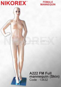 13432-A222 FM FULL MANNEQUIN(SKIN)