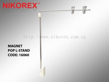 16060 - MAGNET POP L-STAND