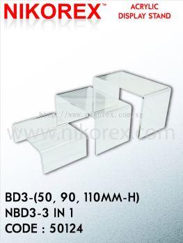 50124-BD3-(50,90,110MM-H)NBD3-3IN1