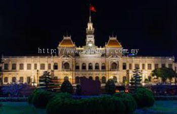 Ho Chi Minh Golfing Castaway