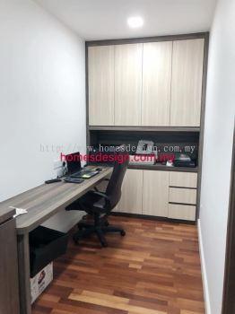 Desk / Book Cabinet Design