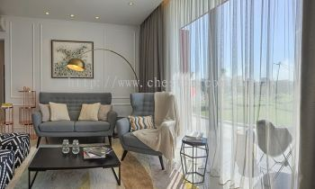 Quality lifestyle, lake view condo is launching!