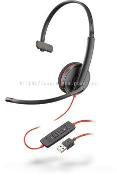 BLACKWIRE C3210 USB-A / USB-C