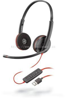 BLACKWIRE C3220 USB-A / USB-C