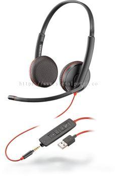 BLACKWIRE 3225 USB-A / USB-C