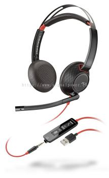 BLACKWIRE 5220 USB-A / USB-C
