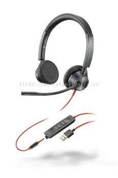 BLACKWIRE 3325 USB-A / USB-C