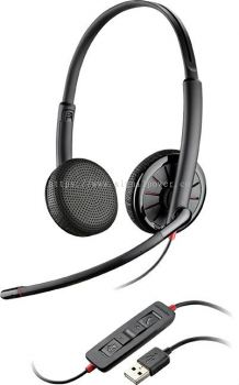 Blackwire 300 Series ( USB Corded Headset )