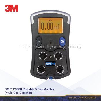 3M GMI  PS500 PORTABLE MULTIGAS DETECTOR -VOC GAS DETECTOR