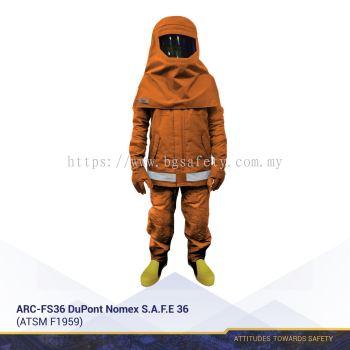 Arc Flash Suit - BG Safety Solution Sdn Bhd