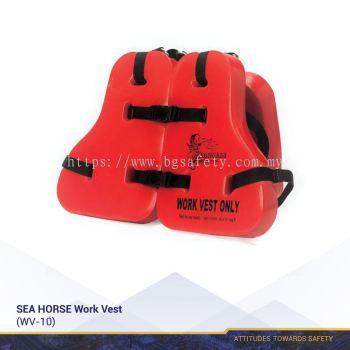 SEA HORSE Work Vest