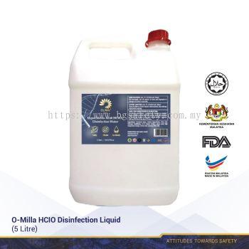O-Milla HCIO Disinfection Liquid