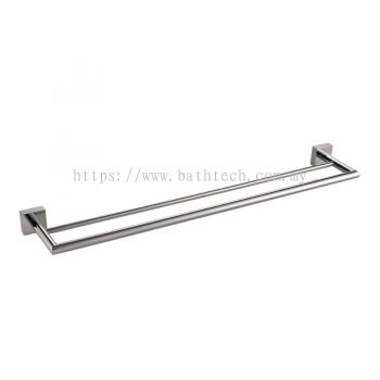 "Rivoli Double Towel Bar, 30"" (100161)"