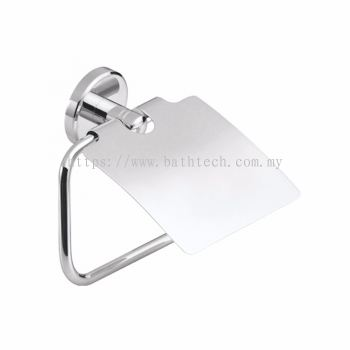 Spherical Toilet Roll Holder with Cover (100119)