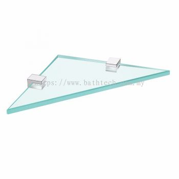 Design Corner Glass Shelf (100249)