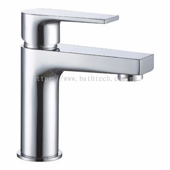 "Messina 1/2"" Basin Pillar Tap (300815)"