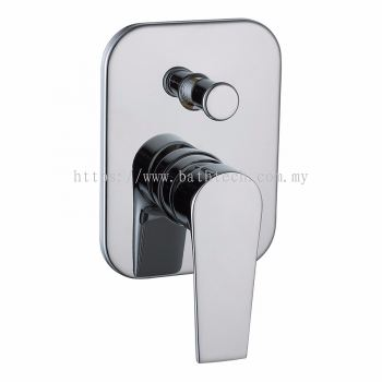 Messina S/Lever Concealed Bath Shower Mixer (300908)