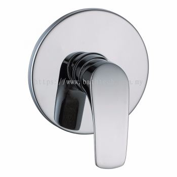 Iris S/Lever Concealed Shower Mixer (300921)
