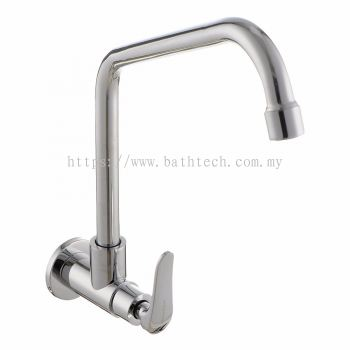 "Femo 1/2"" Wall Mounted Sink Tap (300936)"