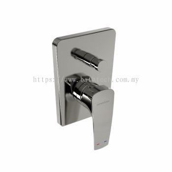 Felino S/Lever Concealed Bath Shower Mixer (301304 & 301320)