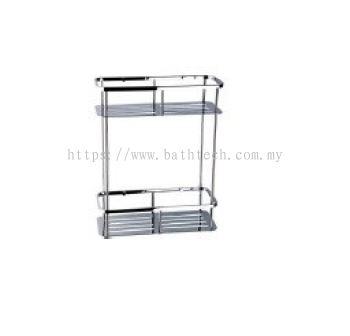 Abagno SC-3420D Double Layer Basket
