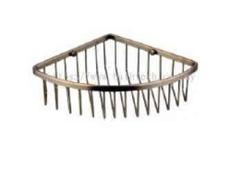 Abagno SC-250A-BR Corner Basket