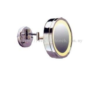 """AR-8530L-CP 8.5"""" Magnifying Mirror with Light"""
