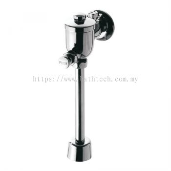 17205 Exposed Urinal Flush Valve With Straight Pipe