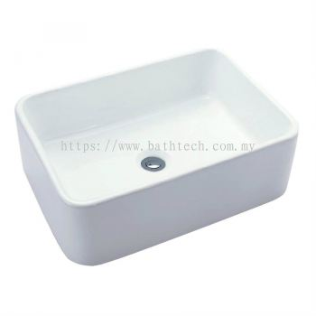 Celico Rectangular Countertop Basin