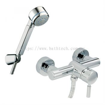 Ferrara Wall Mounted Shower Mixer (300553)