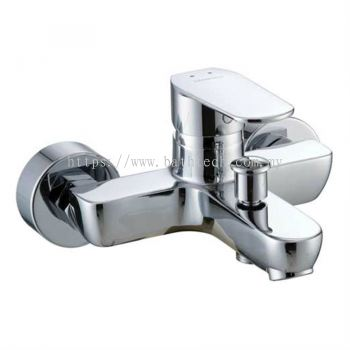 Ferla Wall Mounted Bath Shower Mixer (300702)