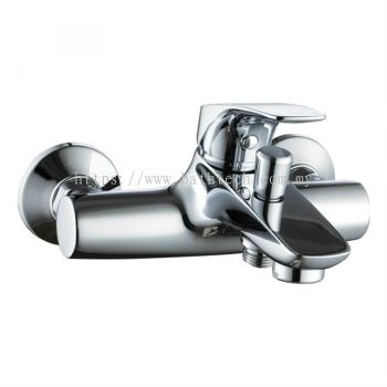 Iris Wall Mounted Bath Shower Mixer (300922)