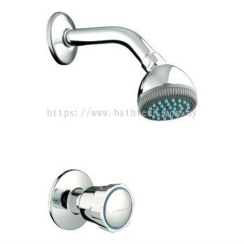 Ravenna Concealed Shower Tap (300518)