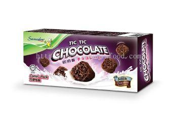 Tic Tic Chocolate (Milk Chocolate Flavoured Coating)
