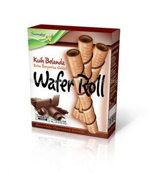 Wafer Roll (Chocolate Flavoured Cream)