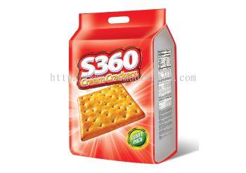S360 Cream Crackers